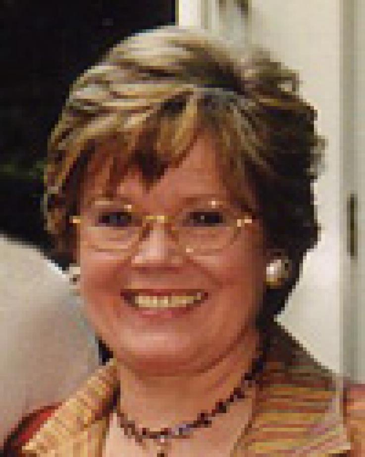 Elfrieda Heinrichs headshot